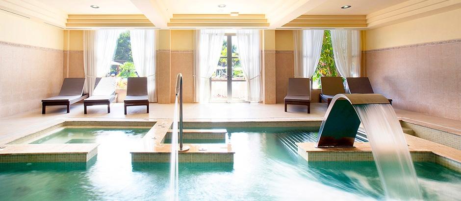Spa & Wellness Centre del Vanity Suite.