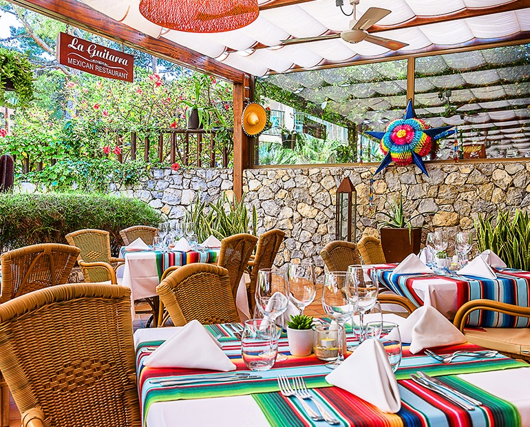 Mexican Restaurant in Cala Mesquida