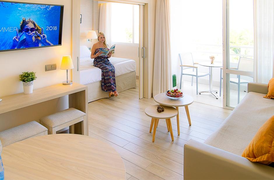 Habitaciones Premium Hotel Eden Lago