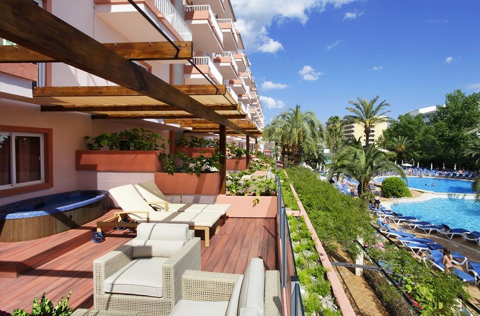 Habitaciones Royal Terrace Hotel VIVA Sunrise Mallorca