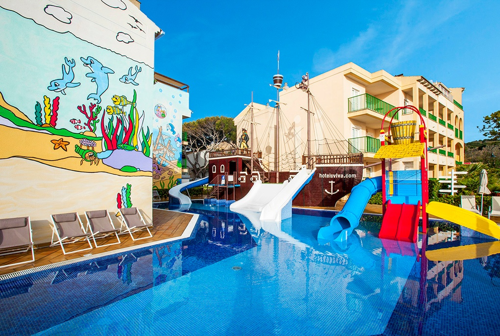 Hotels VIVA are ideal for your family holidays to Majorca.