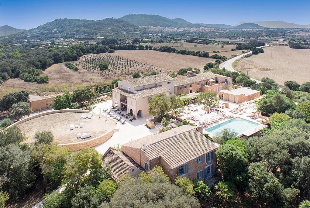 : Das Landhotel Son Jaumell ist das einzige Landhotel Spaniens mit Michelin-Stern vom Koch Andreu Genestra.