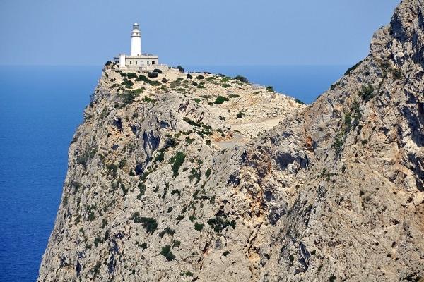 Las mejores vistas de Mallorca desde sus faros y miradores