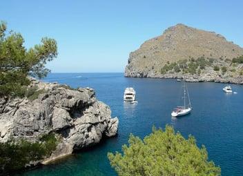 Sa Calobra Majorca
