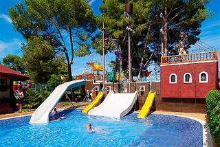 The best hotels with children's waterslides in Mallorca