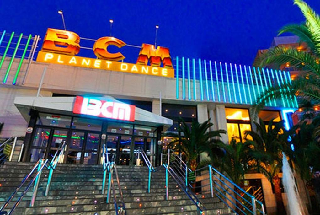 BCM Planet Dance. Palma Mallorca
