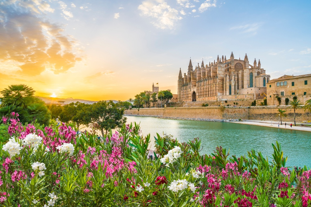 Ein Spaziergang durch Palma de Mallorca