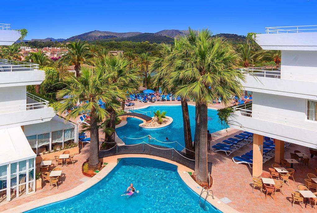 Hoteles de lujo vacaciones en familia