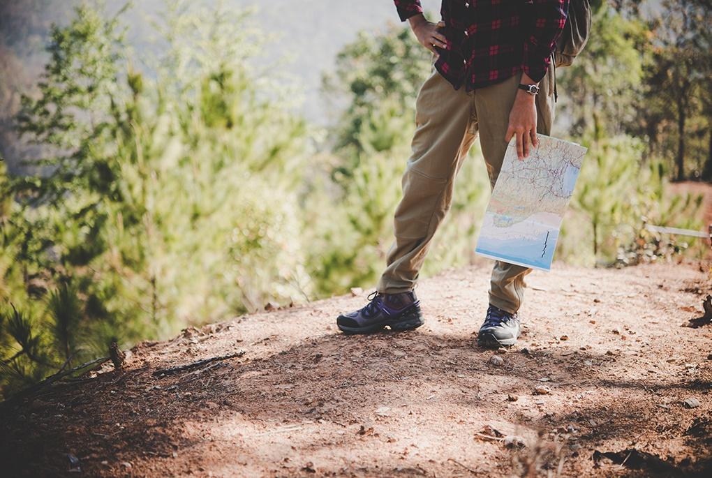 hiking trails in Mallorca