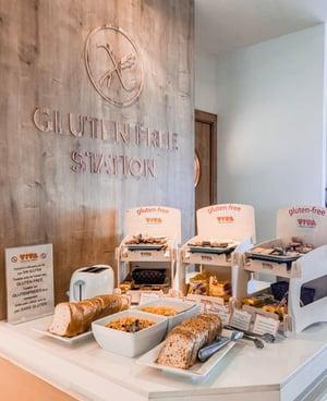 gluten free station