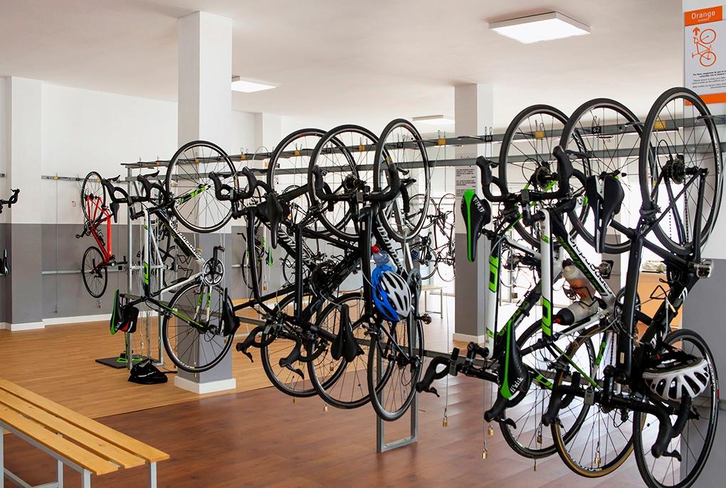 Hotels für Radfahrer