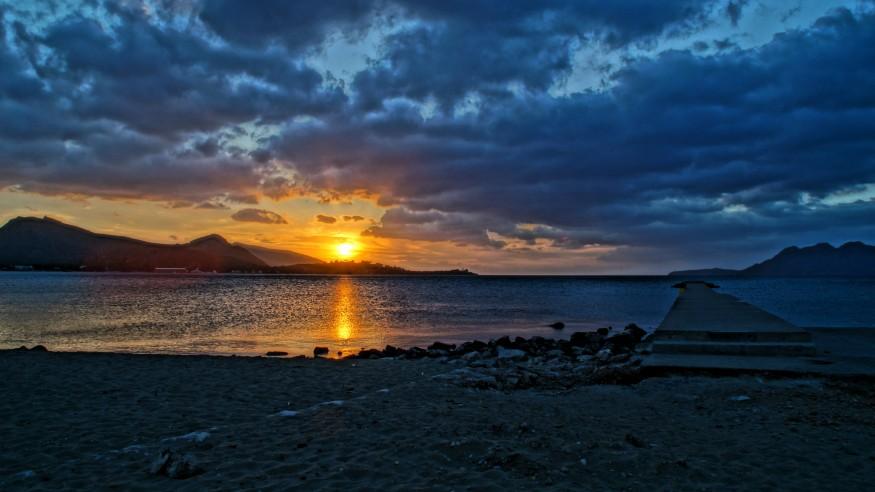 Sunrise Alcudia