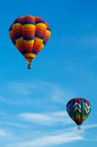 25th annual International Balloon Festival of Saint-Jean-sur-Richelieu