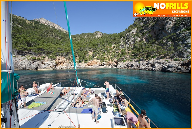Excursión Catamarán NoFrills