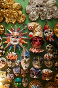 Masks - Barcelona - Spain