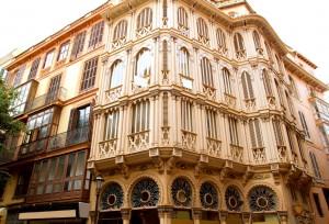 Majorca Placa Plaza Marques de Palmer