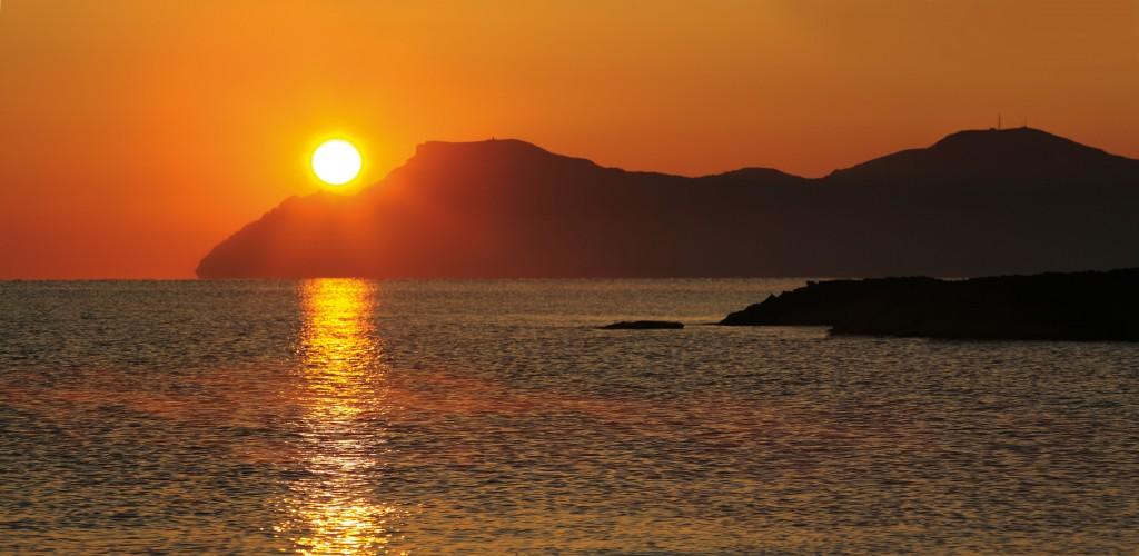 Dawn on Majorca