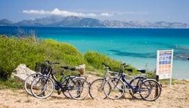 Un paseo en bici en silencio desarrollará su atención