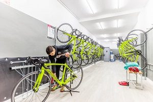 Cyclists will find all the necesities to practise their favourite sport at Hotels Viva and Vanity Hotels
