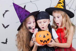 Los niños se lo pasarán en grande con las actividades tematizadas en Halloween de Hotels Viva