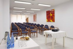 Auch Konferenzen können im Hotel Viva hervorragend abgehalten werden, dafür verfügt es über einen Konferenzraum.