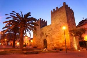 Murallas Alcudia