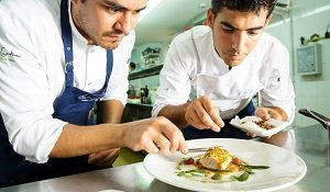 Michel Star cuisine at Hotel Son Jaumell