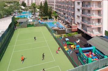 Hotel VIVA Sunrise Alcudia. Hoteles para niños