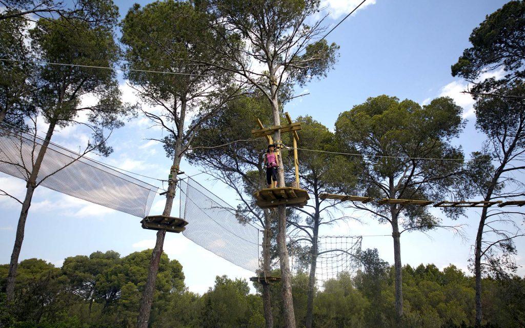 Tirolinas aventura Mallorca