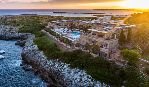 Hoteles Menorca