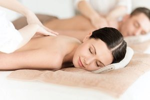 Spa treatments for two at Vanity Golf Hotel & Spa, an adults-only resort