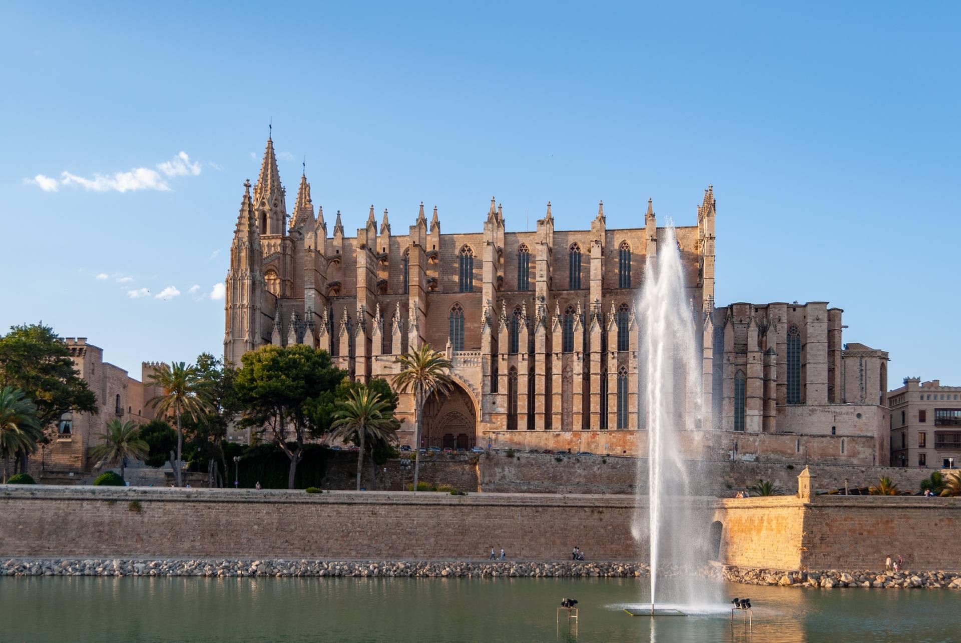 Visita la catedral de Mallorca