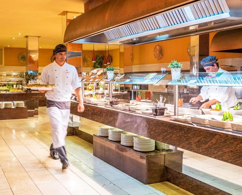 Restaurante buffet Caprice