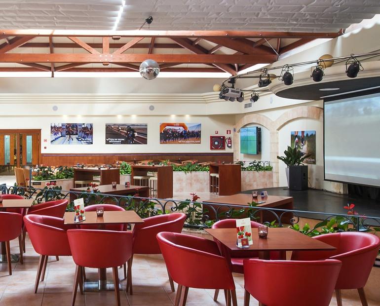 Sport Bar Restaurant