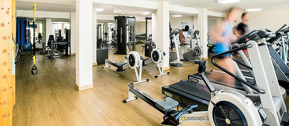Hoteles con gimnasio