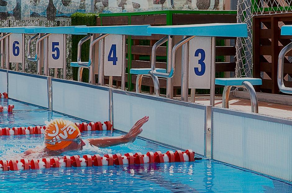 Semi-olimic pool