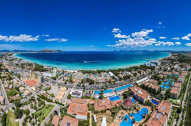 Hoteles Alcudia Mallorca
