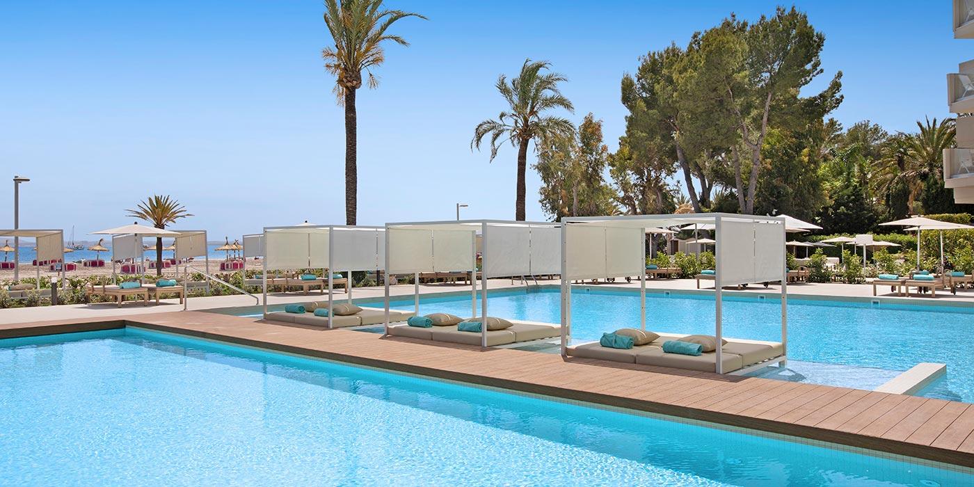 hotel viva golf piscina