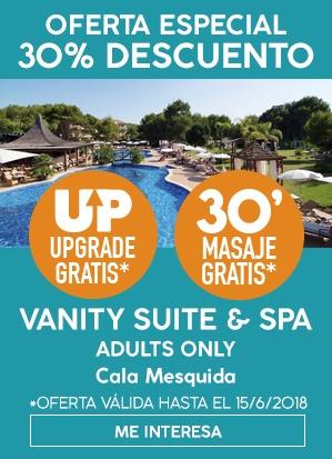 vanity suite oferta