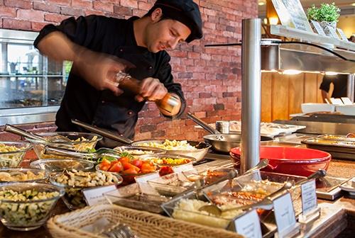 buffet adagio