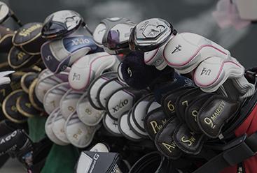 Almacén seguro para guardar del equipo de golf-367x248