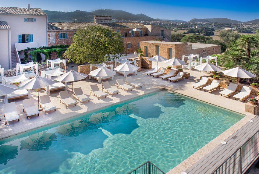 Hotel Son Jaumell Das Beste Landhotel Um Sich Auf Mallorca Zu Erholen