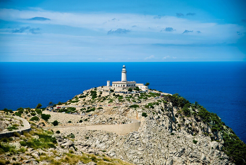 lighthouse mallorca