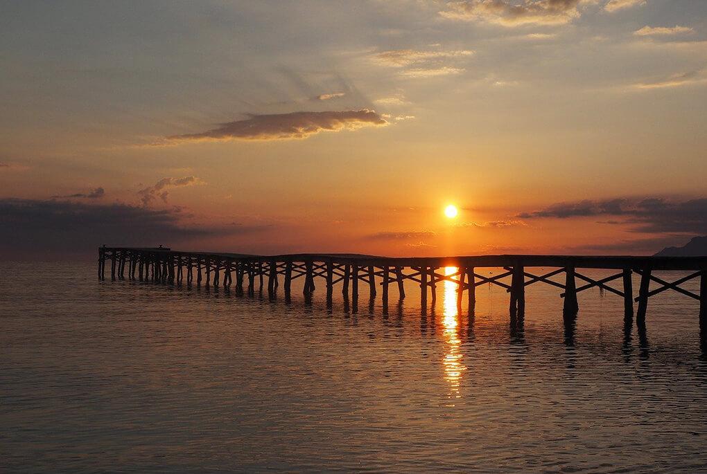 majorca sunset
