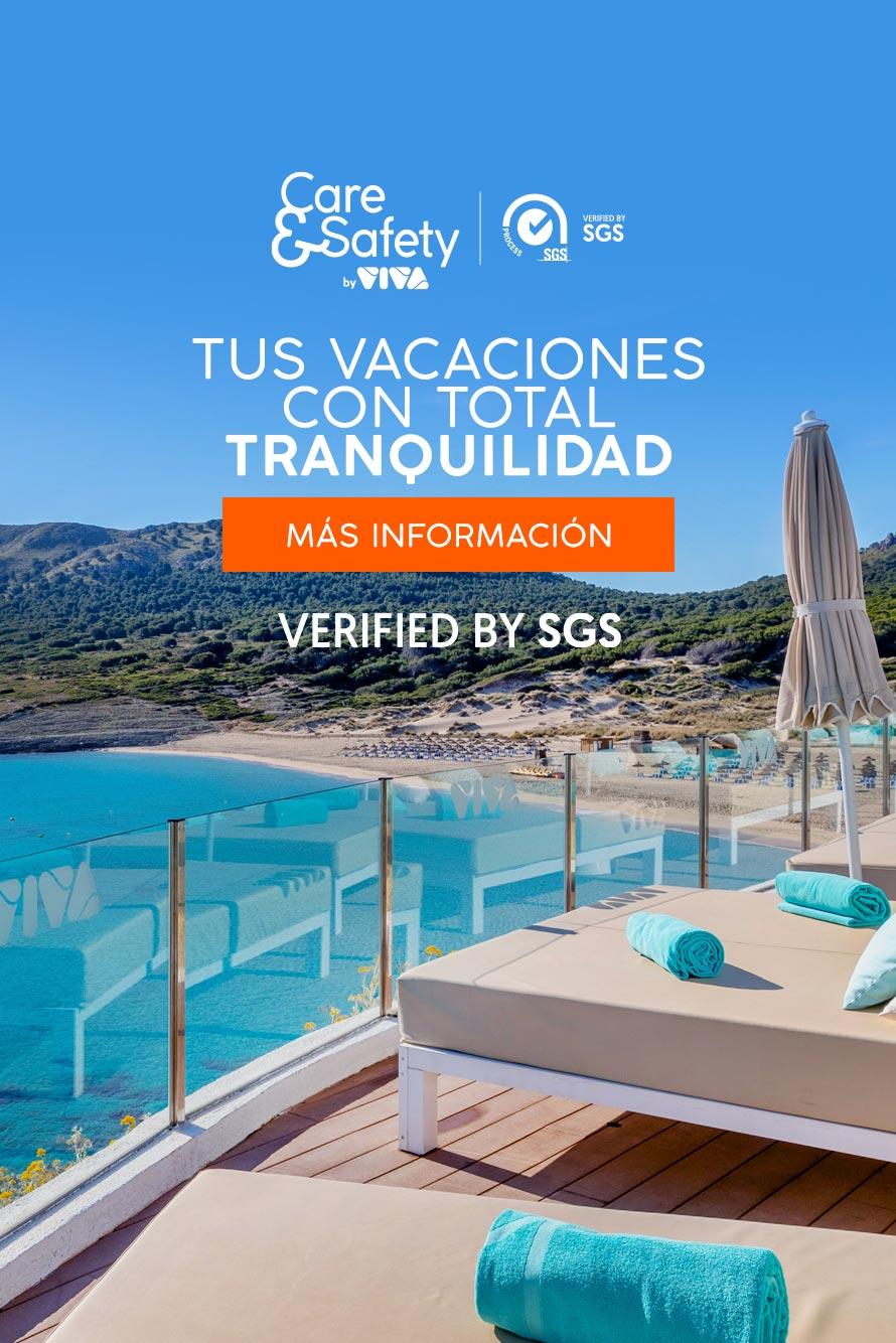 VIVA Hotels Total Tranquilidad