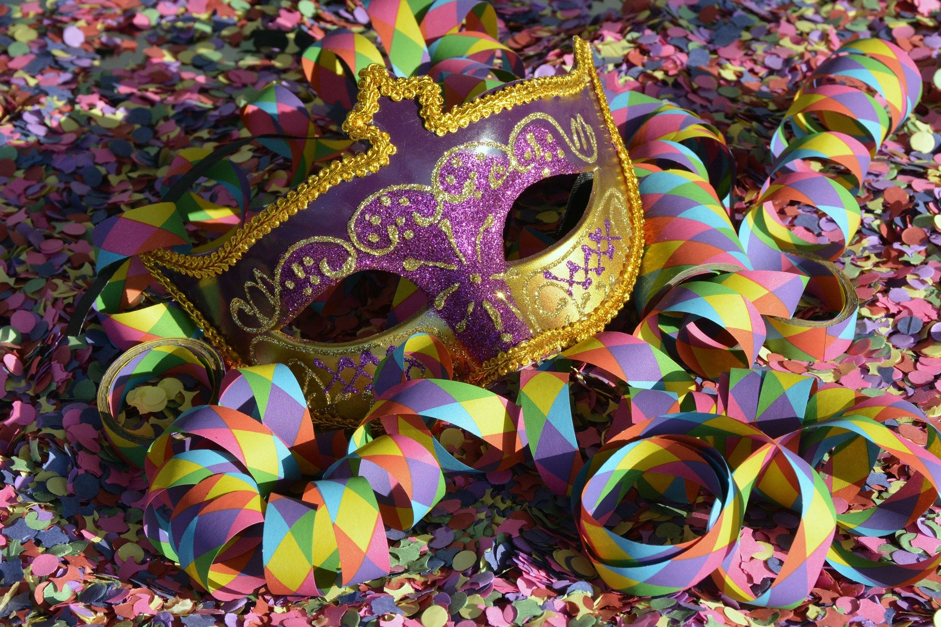 Enjoy carnival time on the island of Mallorca