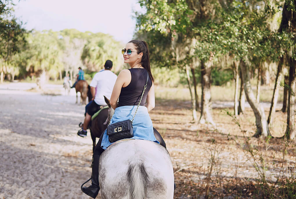 horse riding on mallorca
